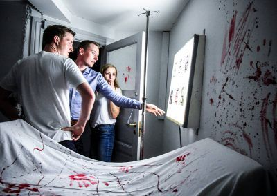 Locked Escape Room - Photo: Annelene Petersen/Randers Amtsavis.