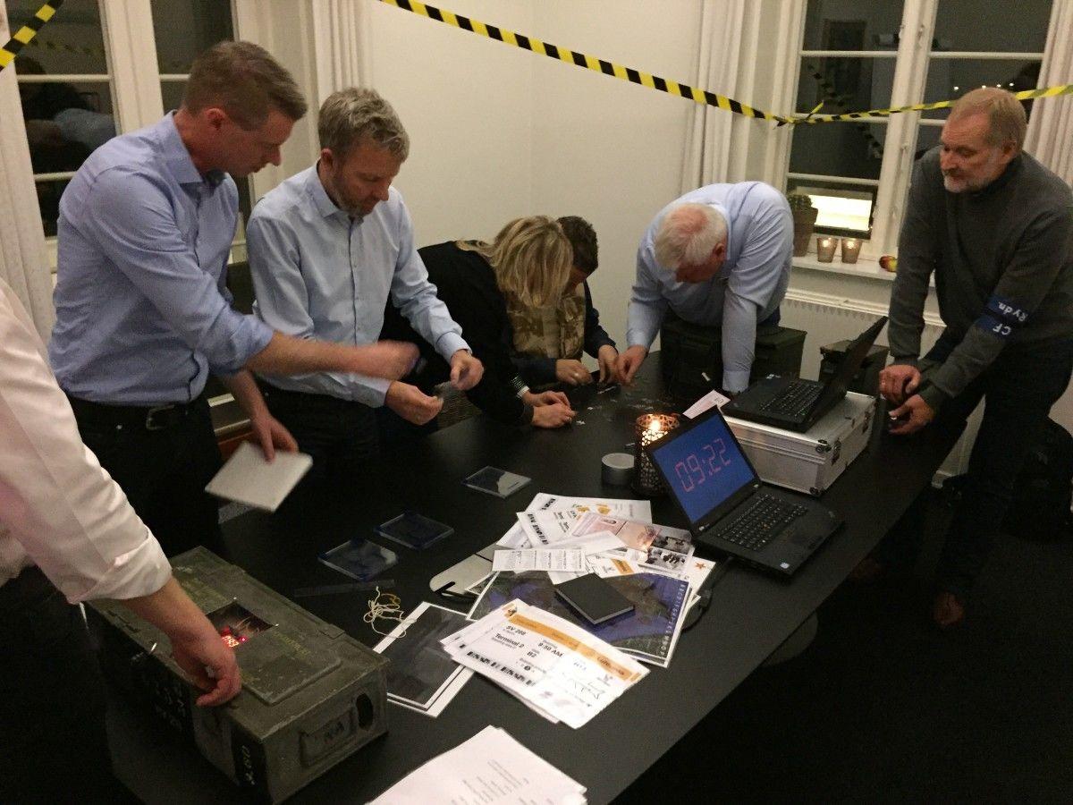 Escape Room Odense Teambuilding